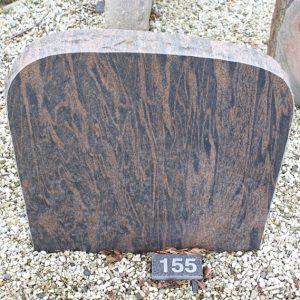 Halmstadt graniet met gekapte kanten