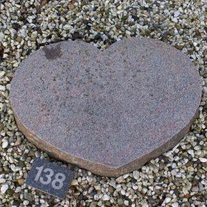 Halmstadt gebrand hartmodel