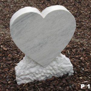 Marmeren hart