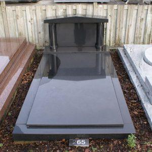 Voor begraafplaats Westerveld Driehuis